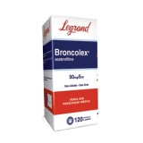 Broncolex Adulto 50 Mg/5ml Xarope 120 Ml