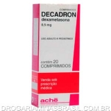 Decadron 0,5 Mg 20 Cprs
