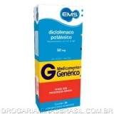 Diclofenaco Potassico 50 Mg C/10 Cpr Rev