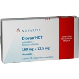 Diovan Hct 160 + 12,5 Mg 28 Cprs