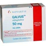 Galvus 50 Mg 56 Cprs