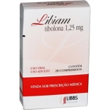 Libiam 1,25 Mg 28 Cprs