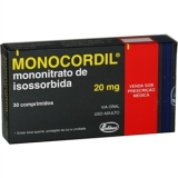Monocordil 20 Mg 30 Cprs