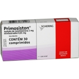 Primosiston Oral 3 Bl C/10 Cpr