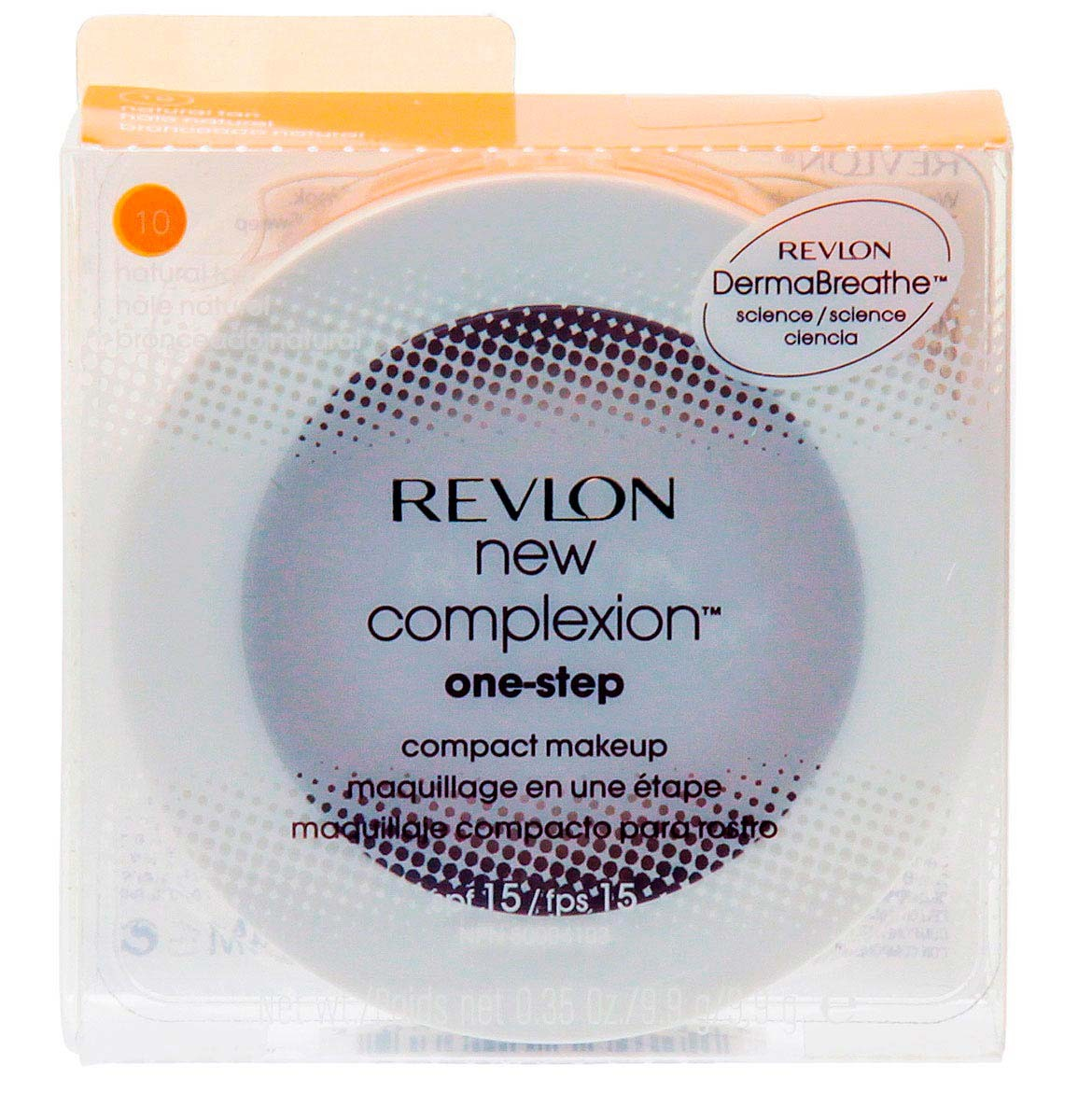 Base Revlon One New Complexion Natural Tan