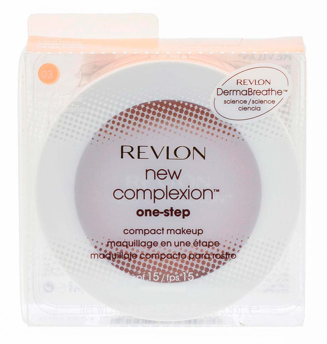 Base Revlon One New Complexion Sand Beige