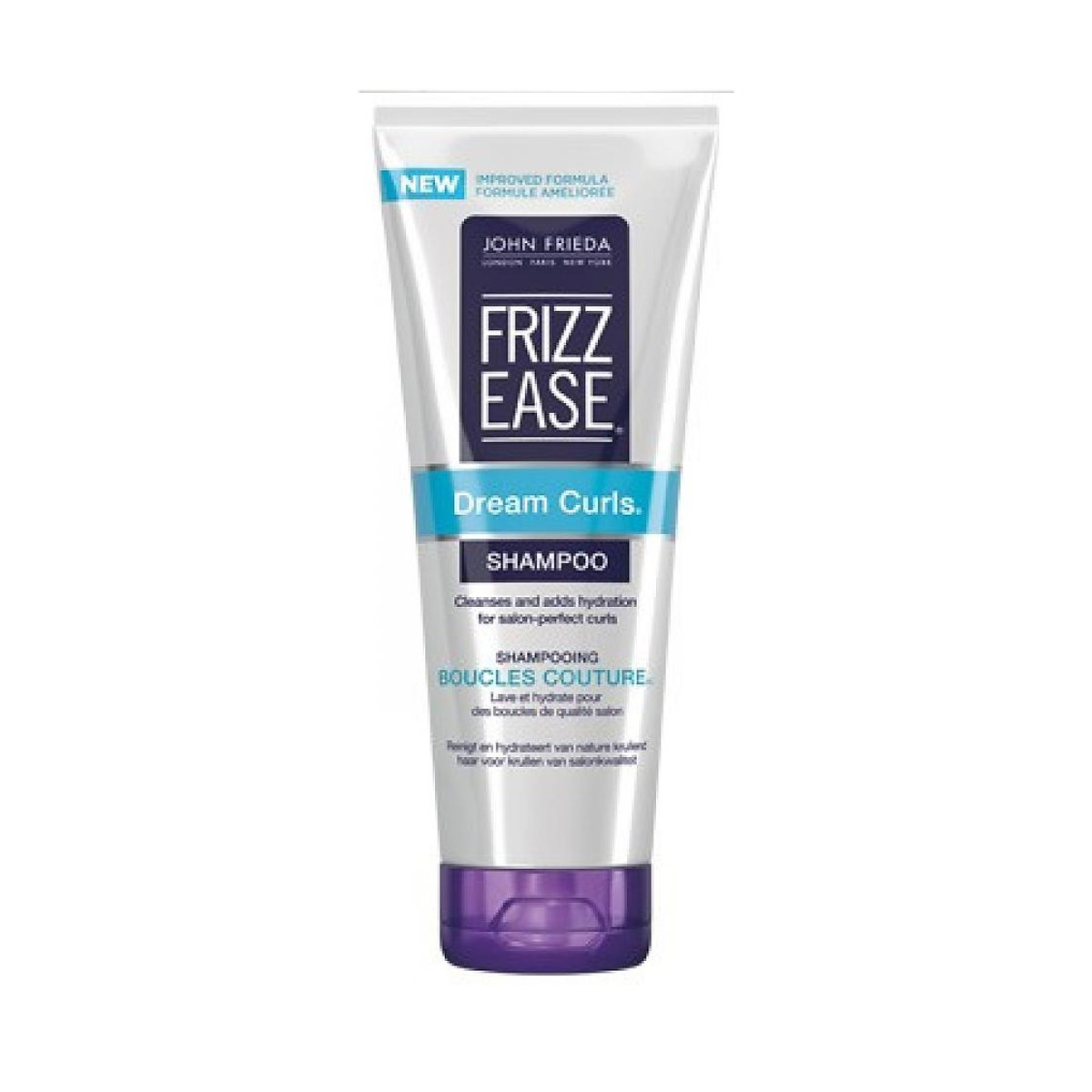 Condicionador Frizz Ease Stmooth Start Hidratante 295ml