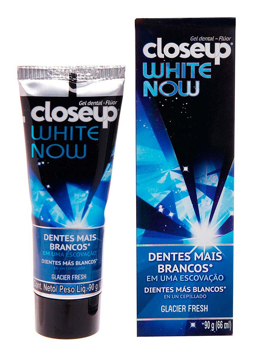 Creme Dental Close-Up White Now 90g