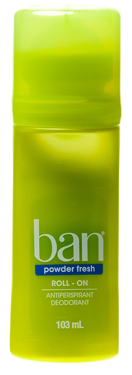 Desodorante Ban Roll Powder Fresh 103ml