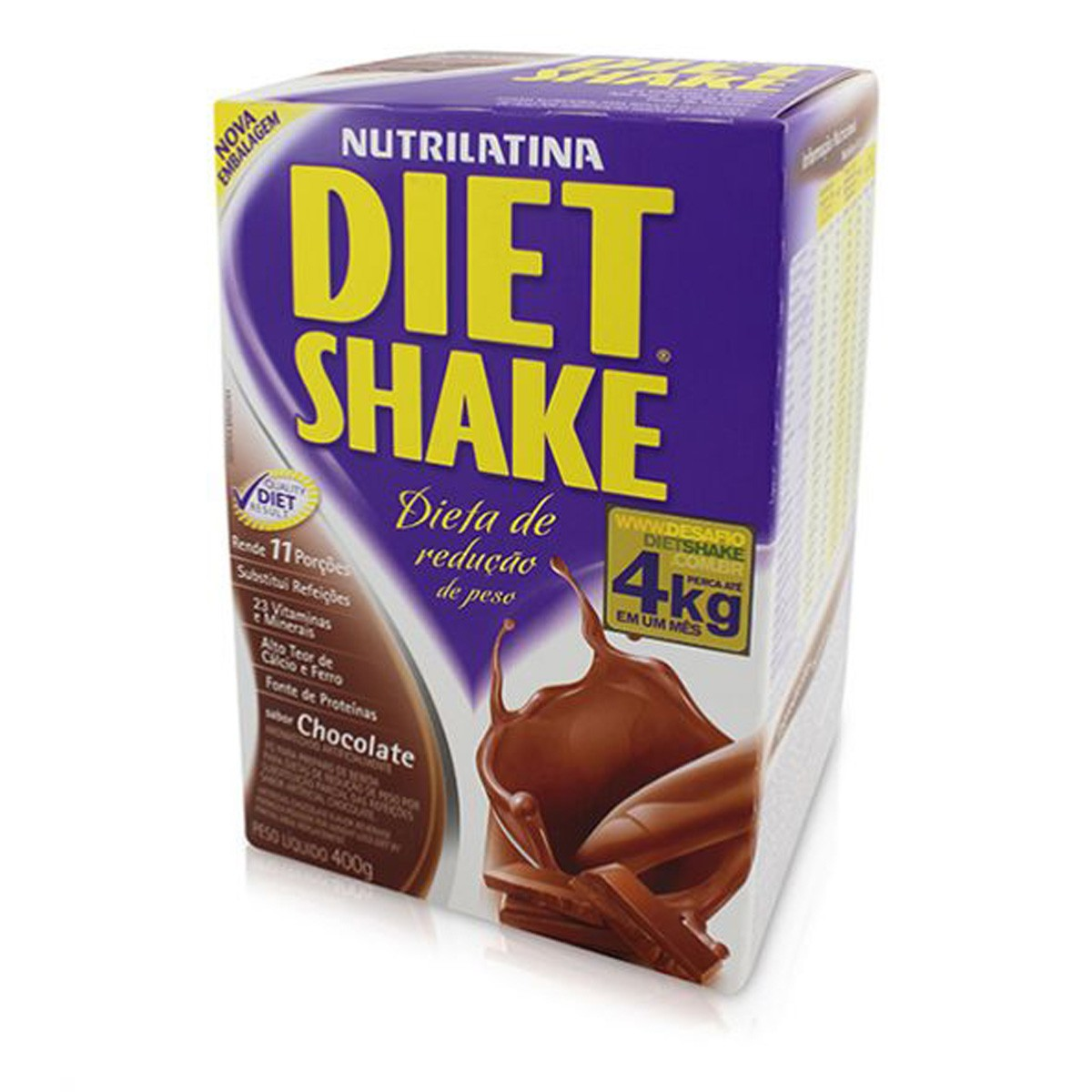 Diet Shake Chocolate 400g