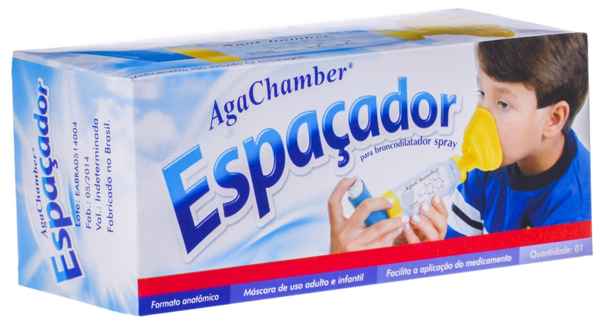 Espacador Agachamber Spray