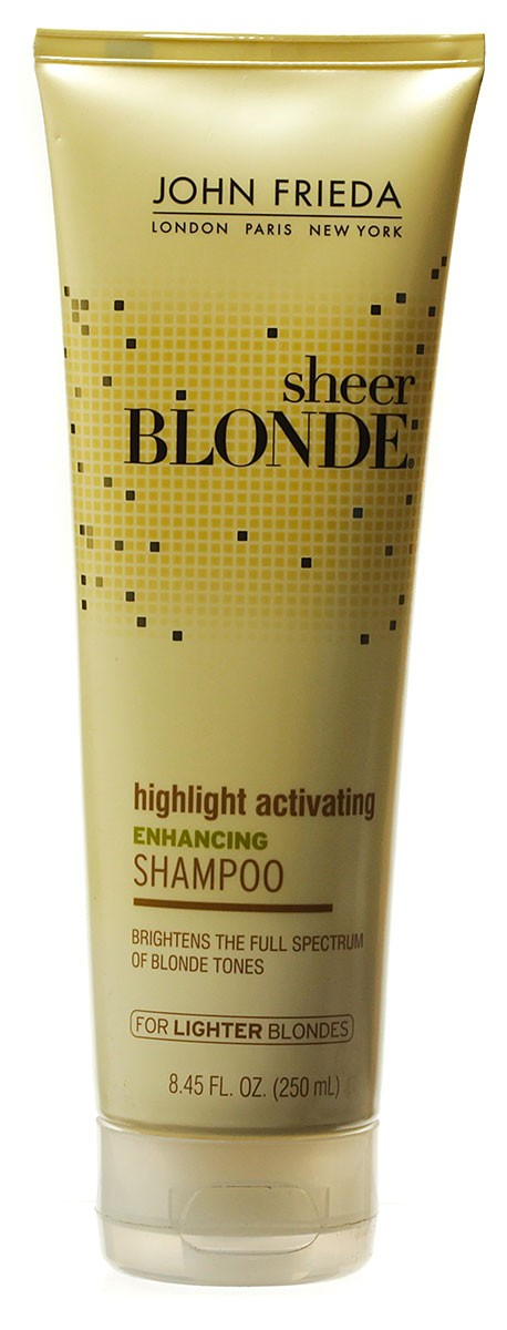 Shampoo Sheer Blonde Tons Claros 250ml