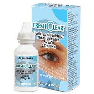 Fresh Clear 0,12% 15 Ml