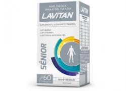 Lavitan Drag Senior X 60