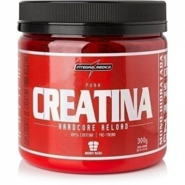 Creatina Reload 300g Integralmedica
