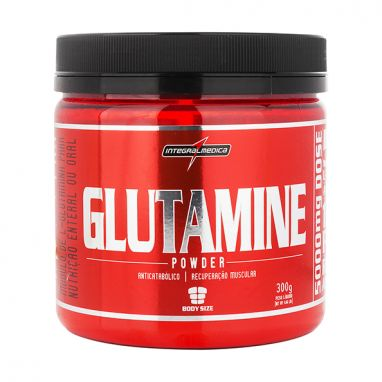 Glutamine Isolate 300g Integralmedica