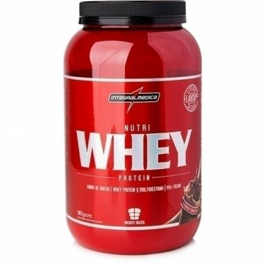Nutri Whey Protein 840g Chocolate