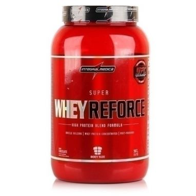 Super Whey Protein 907g Chocolate