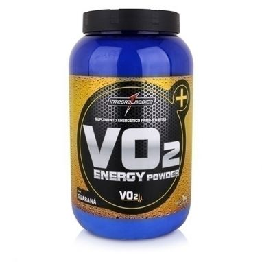 Vo2 Energy Powder Guaraná