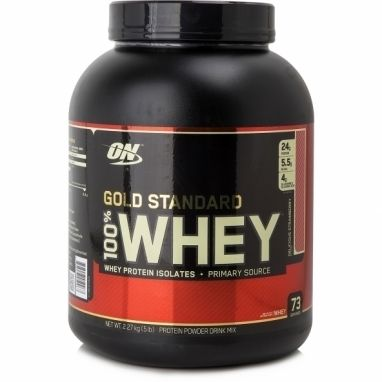 Whey Gold Meal Morango