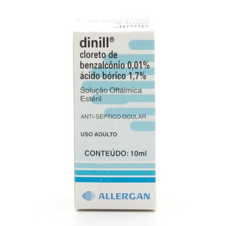 Dinill Oculum 10 Ml