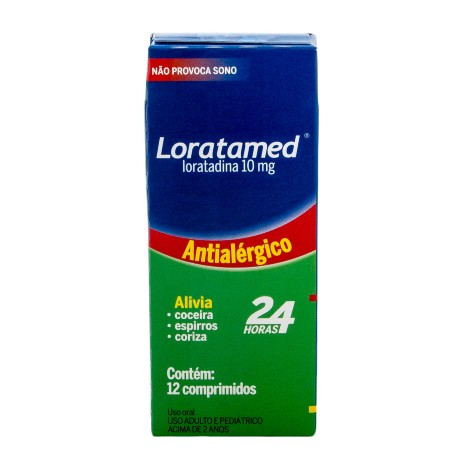 Loratamed 10 Mg 12 Cprs