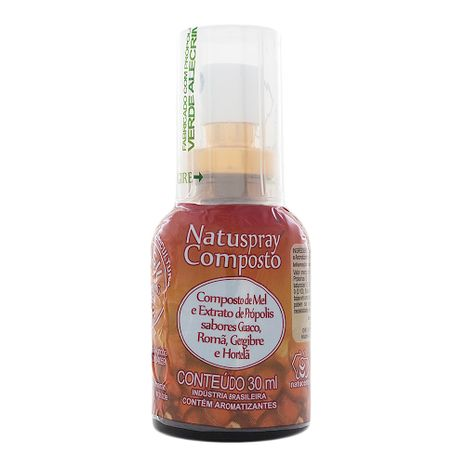 Natuspray Composto - Natucentro - 30ml