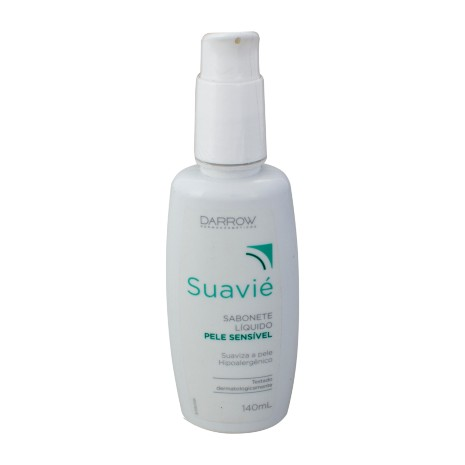 Suavie Sabonete Liquido 140 Ml