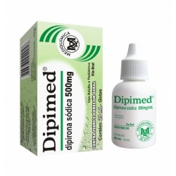 Dipimed 500 Mg Gotas 10 Ml