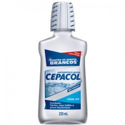 Enxaguante Cepacol Cool Ice 250ml