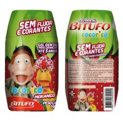 Gel Dental Bitufo Cocor S / Fluor Moran 0093