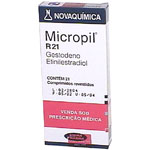 Micropil 20 Mg 21 Cprs