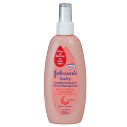 Spray Johnson & Johnson Crescidinhos Desem 200ml