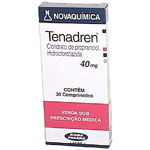 Tenadren Cpr 25mg X 30 /40