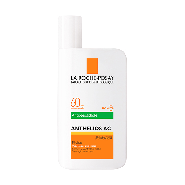 Anthelios Helioblock Ac Fluid Fps60 50ml