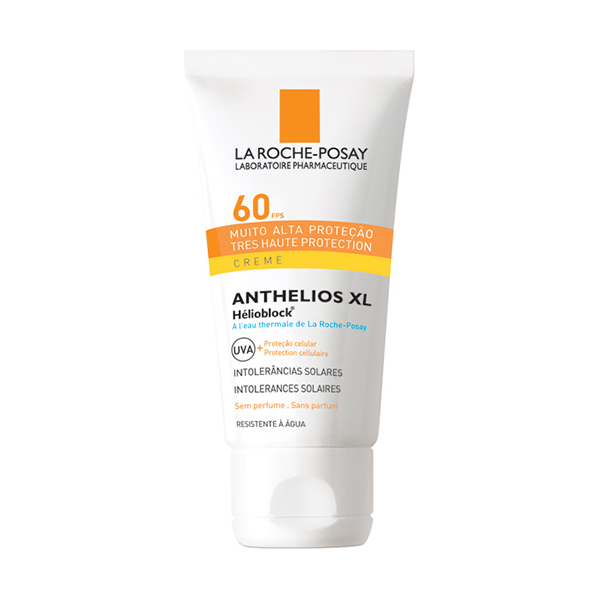 Anthelios Helioblock Xl Sem Perfume Fps 60 Creme 50 Ml