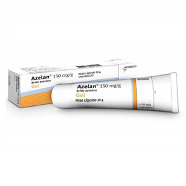 Azelan 150 Mg/G Gel C/30 Gr