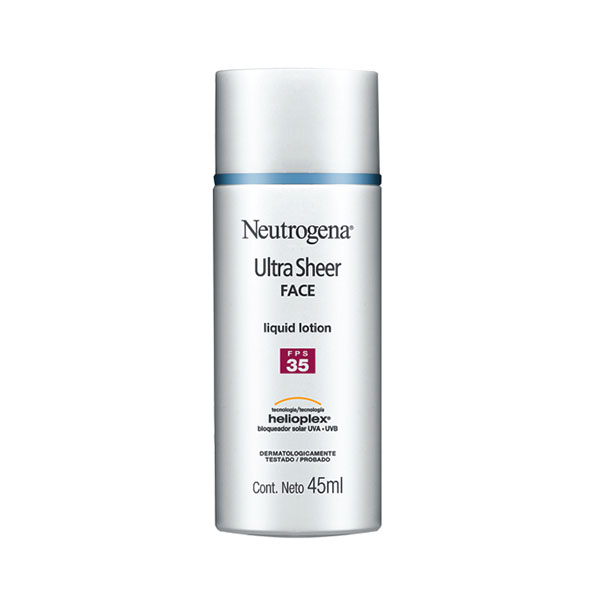 Bronzeador Neutrogena Ultra Sheer Fps-35 45ml
