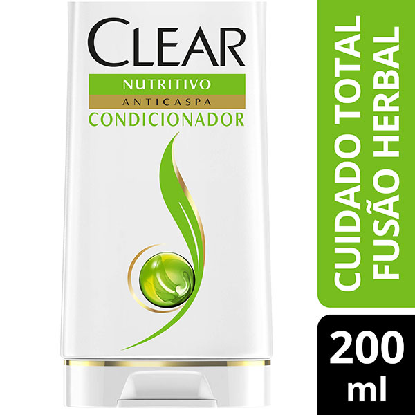 Clear Anticaspa Co F He C To 200ml X 1