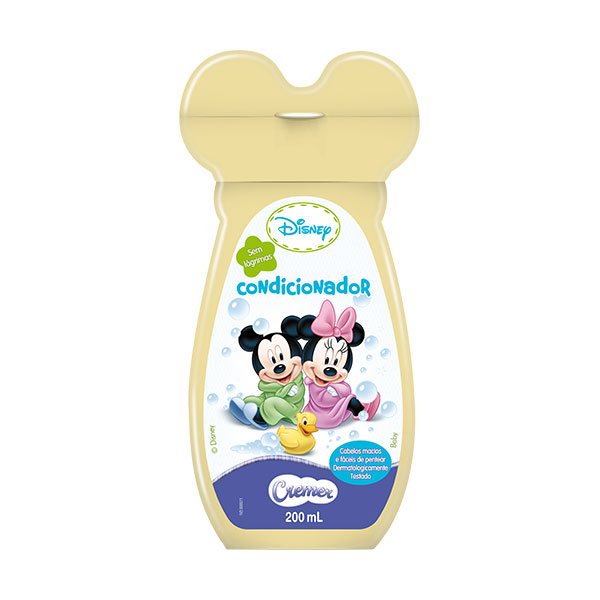 Condicionador Disney Baby Neutro 200ml