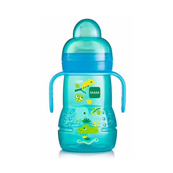 Copo Mam Trainer Boys 220ml