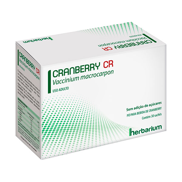 Cranberry Cr C/30 Saches