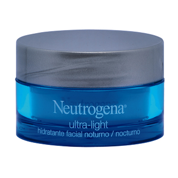 Creme Neutrogena Ultra Light Noite 50g