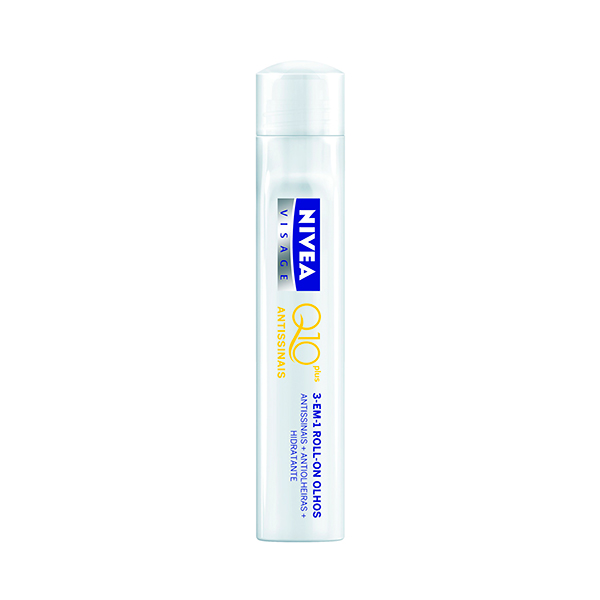 Creme Nivea Vis Q10 Plus Olhos Roll On 10ml