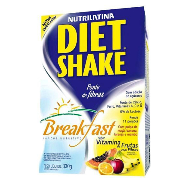 Diet Shake Breakfast 330g