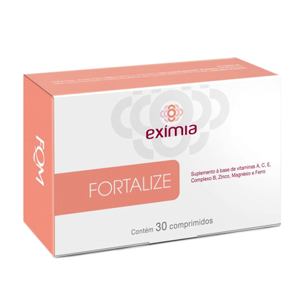 Eximia Fortalize C/ 30 Cpr