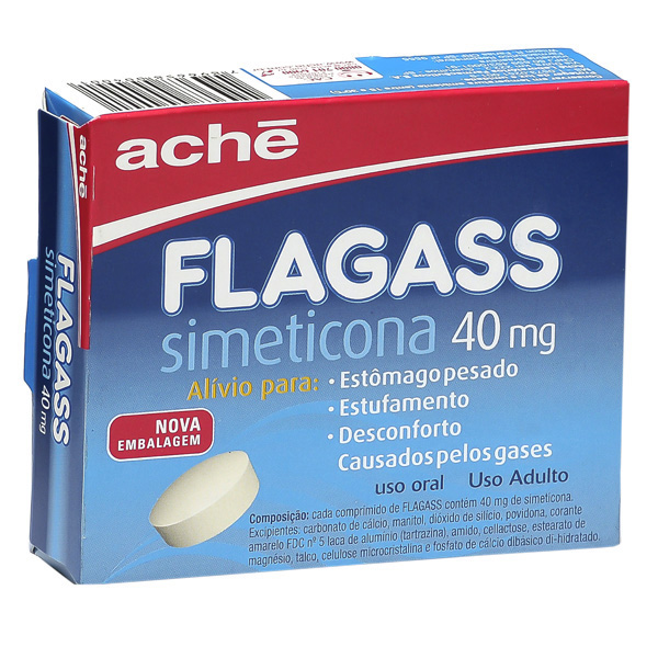 Flagass 40 Mg 20 Cprs