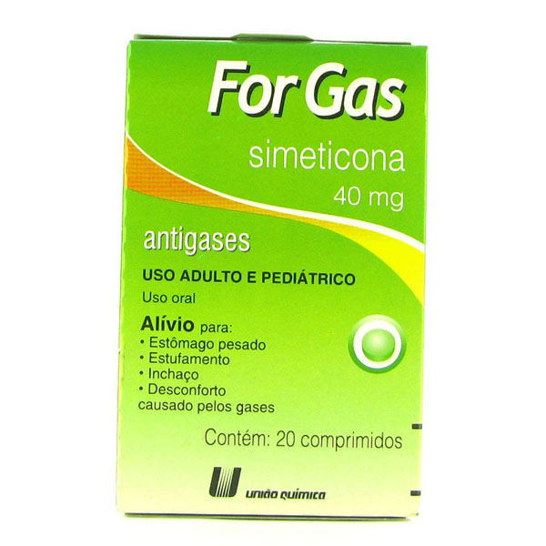 For Gas 40 Mg 20 Cprs