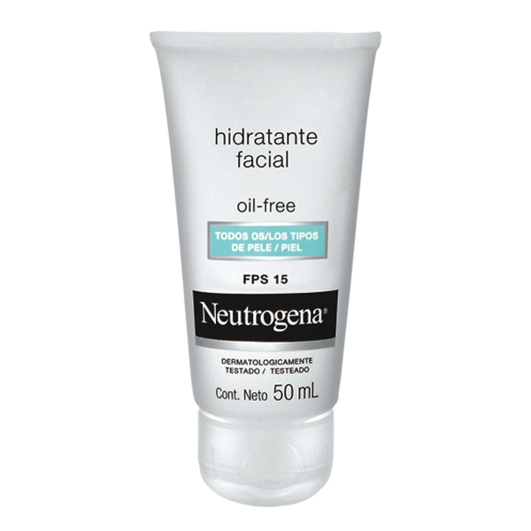 Hidratante Neutrogena Oil Free Normal 50ml
