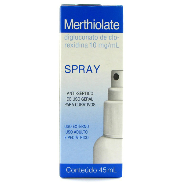 Merthiolate Liq Spr C/45 Ml